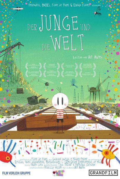 """Filmplakat für """"Der Junge und die Welt"""""""