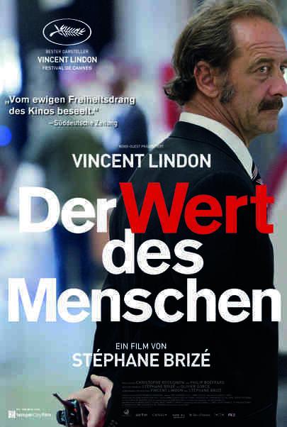 """Filmplakat für """"Der Wert des Menschen"""""""