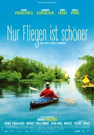 """Filmplakat für """"Nur Fliegen ist schöner"""""""