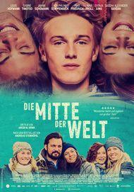 """Filmplakat für """"Die Mitte der Welt"""""""