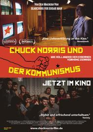 "Movie poster for ""Chuck Norris vs Communism"""