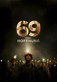 """Filmplakat für """"69 Tage Hoffnung"""""""