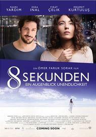 """Filmplakat für """"8 Sekunden - Ein Augenblick Unendlichkeit"""""""