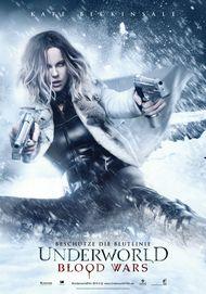 """Filmplakat für """"Underworld: Blood wars"""""""