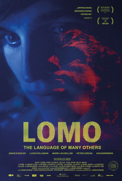 "Filmplakat für ""Lomo - The Language of Many Others"""