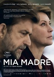 """Movie poster for """"Mia Madre"""""""