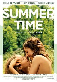 """Movie poster for """"SUMMERTIME"""""""