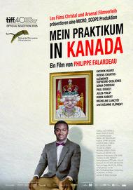 """Filmplakat für """"Mein Praktikum in Kanada"""""""