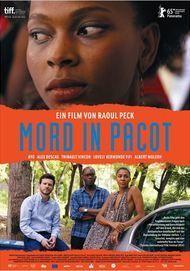 """Filmplakat für """"Mord in Pacot"""""""