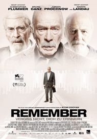 "Filmplakat für ""REMEMBER"""