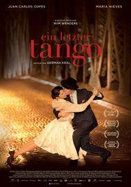 """Movie poster for """"Un Tango Más"""""""
