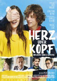 """Filmplakat für """"Herz über Kopf - Die Melodie ihres Lebens"""""""
