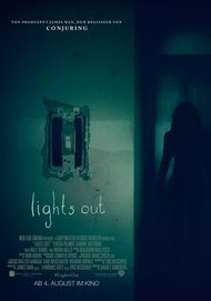 "Filmplakat für ""LIGHTS OUT """