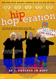 "Movie poster for ""Hip Hop-eration"""