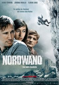 "Movie poster for ""Nordwand"""