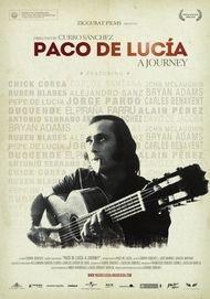"""Filmplakat für """"Paco de Lucia - Auf Tour - Cinespanol 5"""""""