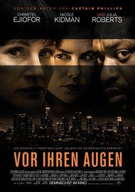 """Filmplakat für """"Vor ihren Augen"""""""
