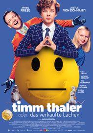 """Filmplakat für """"Timm Thaler oder Das verkaufte Lachen"""""""