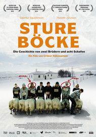 """Filmplakat für """"Sture Böcke"""""""