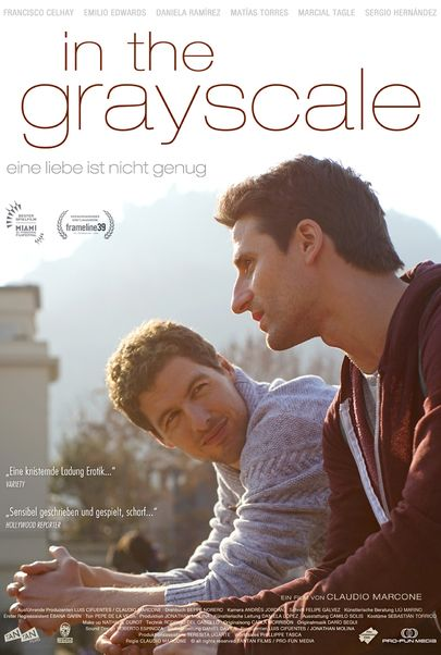 "Filmplakat für ""In the Grayscale"""