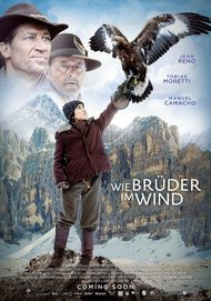 "Filmplakat für ""BROTHERS OF THE WIND"""