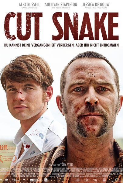 """Filmplakat für """"Cut Snake"""""""