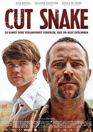 "Movie poster for ""Cut Snake"""