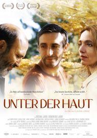 """Filmplakat für """"Unter der Haut"""""""