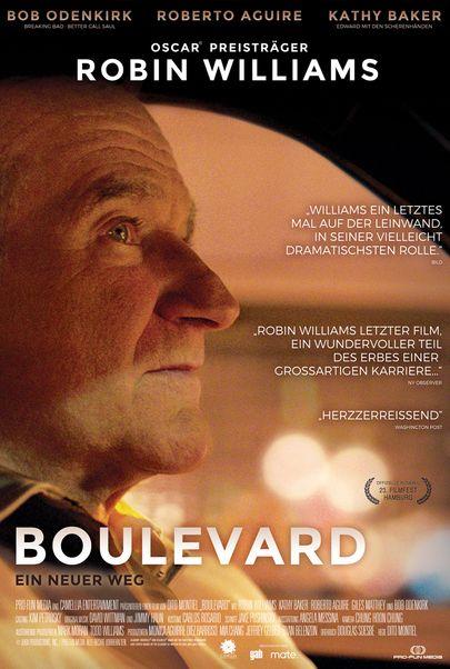 """Filmplakat für """"Boulevard"""""""