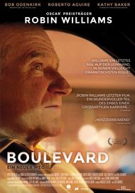 "Movie poster for ""Boulevard"""