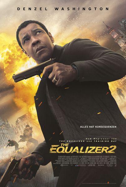 "Filmplakat für ""THE EQUALIZER 2"""