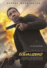 "Filmplakat für ""THE EQUALIZER 2"""