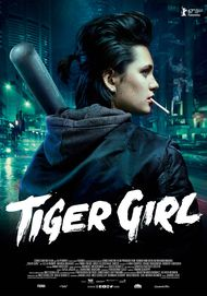 """Filmplakat für """"Tiger Girl"""""""