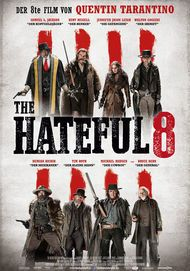 "Movie poster for ""THE HATEFUL EIGHT"""