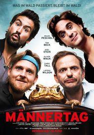 "Movie poster for ""Männertag"""