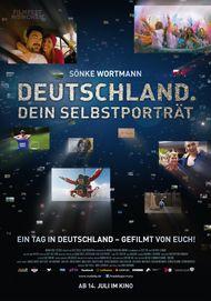 """Filmplakat für """"Deutschland. Dein Selbstporträt"""""""