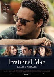 """Filmplakat für """"IRRATIONAL MAN"""""""