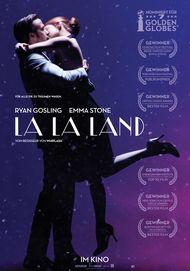 """Filmplakat für """"LA LA LAND"""""""