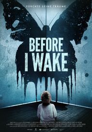 """Movie poster for """"Before I Wake"""""""