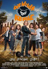 "Movie poster for ""Die wilden Kerle - Die Legende lebt"""