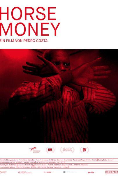 """Filmplakat für """"Horse Money"""""""