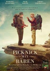 """Filmplakat für """"Picknick mit Bären"""""""