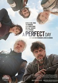 "Filmplakat für ""A PERFECT DAY"""