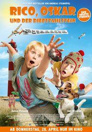 """Filmplakat für """"Rico, Oskar und der Diebstahlstein"""""""