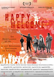 "Filmplakat für ""Happy Welcome"""