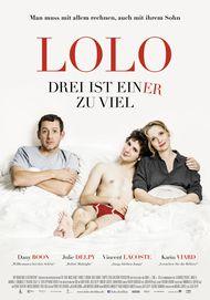 """Filmplakat für """"Lolo - Drei ist einer zu viel"""""""