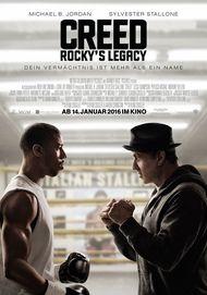 "Filmplakat für ""Creed - Rocky's Legacy"""