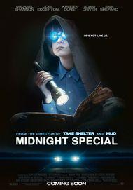 """Filmplakat für """"MIDNIGHT SPECIAL"""""""