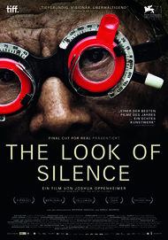 "Filmplakat für ""THE LOOK OF SILENCE"""