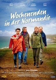 """Filmplakat für """"Wochenenden in der Normandie"""""""